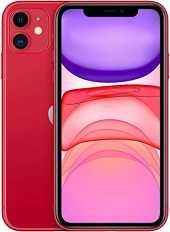 Apple iPhone 11 - Rouge, , 64 Go, (Reconditionné)