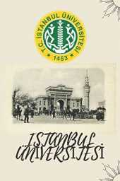 ISTANBUL UNIVERSITY: Istanbul University notebook/ diary/writing journals /120 WHITE LINED PAGES X 6*9 INCH.