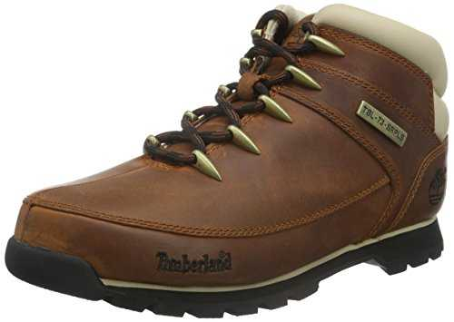 Timberland Euro Sprint Hiker, Bottes Chukka Homme, Marron (MId Brown Full Grain), 41.5 EU