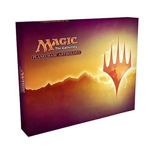 Planechase Anthology - English Magic: The Gathering