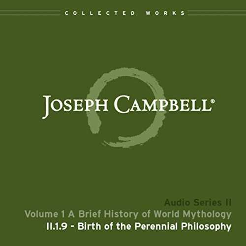 Lecture II.1.9 Birth of the Perennial Philosophy