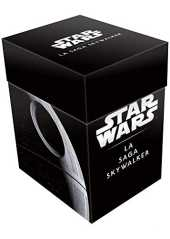 Star Wars-La Saga Skywalker [Blu-Ray]