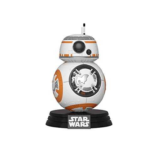 Funko- Pop Star Wars The Rise of Skywalker: BB-8 Disney Figurine de Collection, 39886, Multicolore