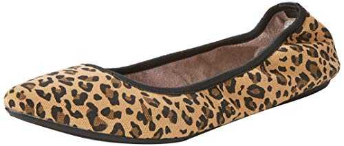 Butterfly Twists Janey Animal, Semelles Femme, Marron (Tan Leopard), 38
