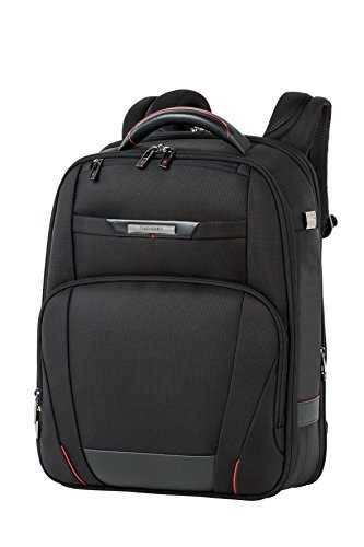 SAMSONITE PRO-DLX 5 - Sac à dos Extensible 15.6'' Laptop - 21/26L, Magnetic Grey