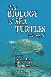 The Biology of Sea Turtles, Volume II (English Edition)