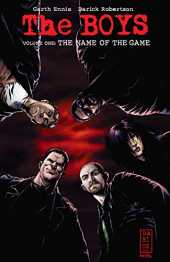 The Boys Vol. 1: The Name of the Game (Garth Ennis´ The Boys) (English Edition)