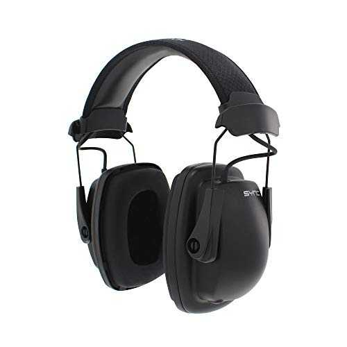 Howard Leight 1030110 Sync Noise-Blocking Stereo Earmuff by Howard Leight