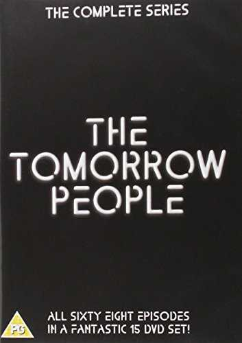 The Tomorrow People - the Complete Series [Import anglais]