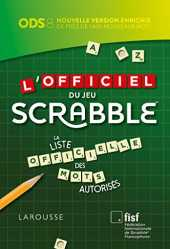 L´Officiel du jeu Scrabble®