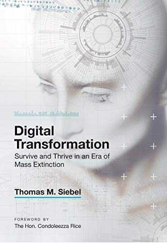 Digital Transformation: Survive and Thrive in an Era of Mass Extinction (English Edition)