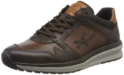 Allrounder by Mephisto El Paso, Chaussures de Cross Homme, Marron Java Tumble Wet Wax 51, 42 EU