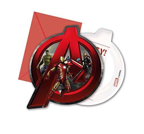 Unique Party Tasses - Plastique - Avengers Age of Ultron - 200 ML