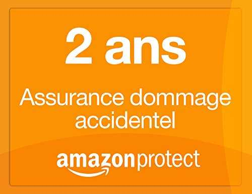 Amazon Protect 2 ans assurance dommage accidentel pour ordinateurs portables /notebooks/netbooks de 1500,00 EUR à 1599,99 EUR