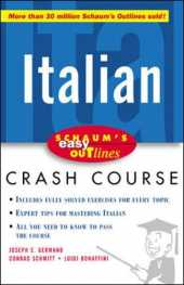 Schaum's Easy Outline Italian