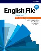 English File Pre-intermediate : Student's Book with Online Practice