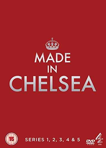 Made In Chelsea - Series 1-5 [Import anglais]