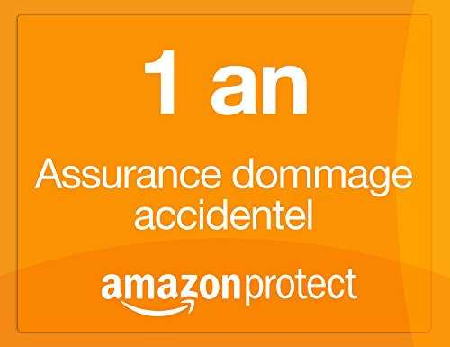 Amazon Protect 1 an assurance dommage accidentel pour ordinateurs portables /notebooks/netbooks de 1100,00 EUR à 1199,99 EUR