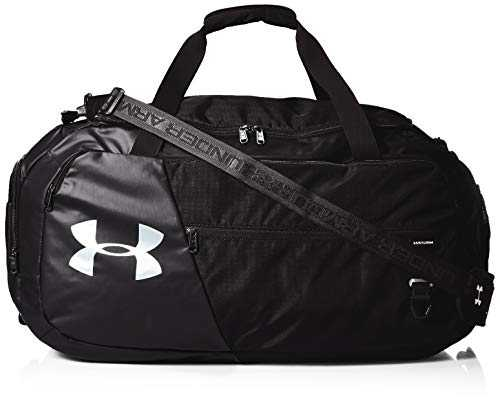 Under Armour Undeniable Duffel 4.0 LG Sac Mixte Adulte, Noir, FR Fabricant : Taille Unique
