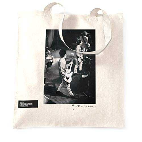 Rock Photographers Collective Manic Street Preachers live Sac en toile. - Blanc/One Size