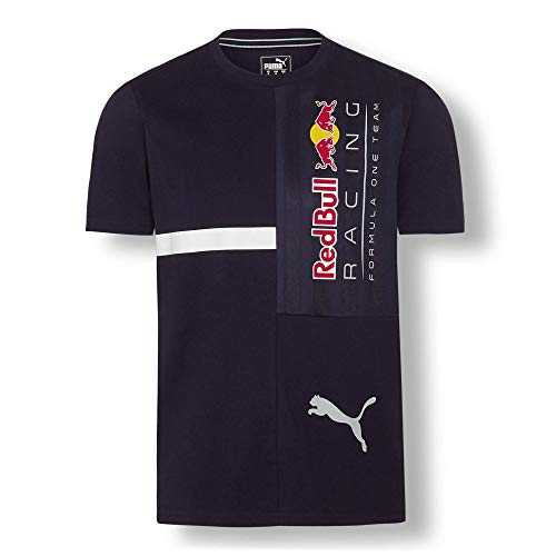 Red Bull Racing Vert T Shirt, Bleu Hommes XX-Large Top, Racing Aston Martin Formula 1 Team Vêtements & Merchandise Originale