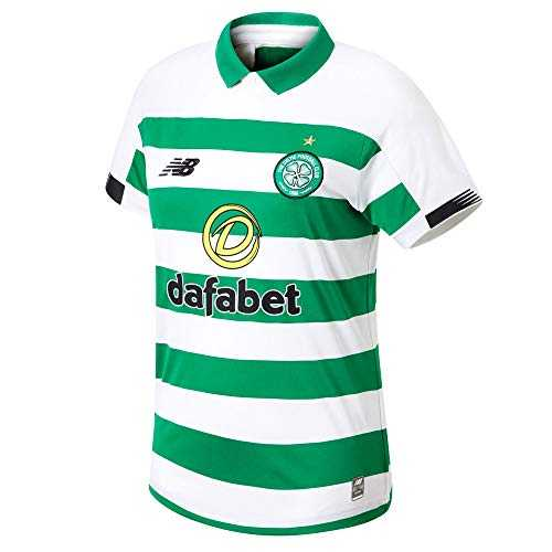 New Balance Celtic FC 2019/20 Home SS Maillot S/S pour Homme L Home
