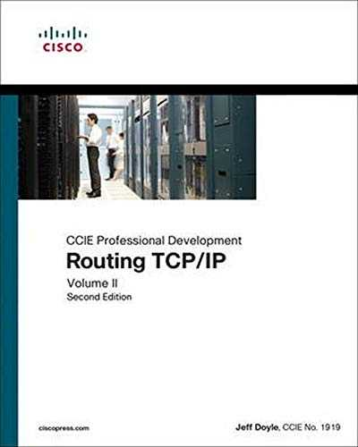 Routing TCP/IP, Volume II: CCIE Professional Development