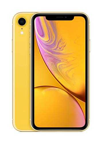 Apple iPhone XR (64 GO) - Jaune