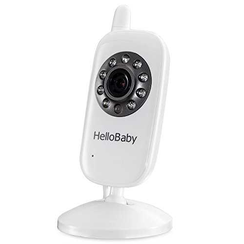 HelloBaby Appareil Photo Additionnel pour Enfant Appareil Photo Additionnel pour HB20 HB24 HB32 Video Baby Monitor