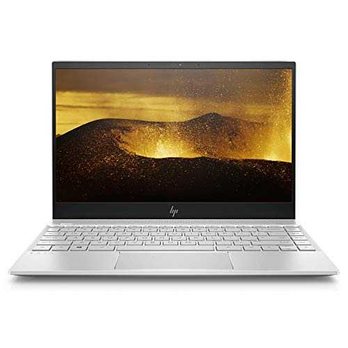 HP - ENVY 13-ah0007nf - PC Portable - 13.3'' Full HD IPS - Argent (Intel Core i7-8550U, RAM 8 Go, SSD 256 Go, Intel UHD 620, Windows 10) + AZERTY