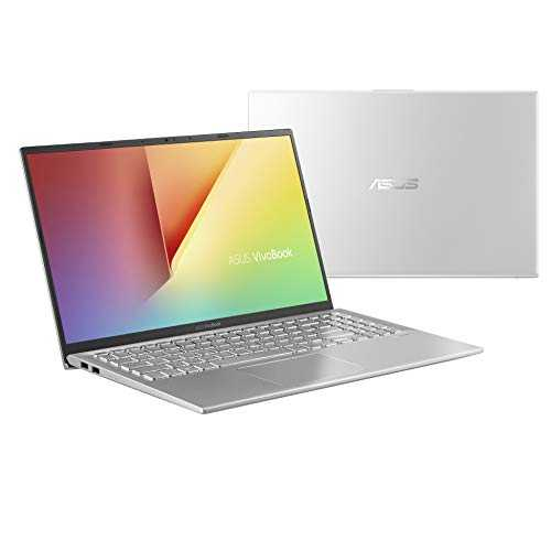 "Asus Vivobook S S512UA-EJ465T PC Portable 15"" FHD (Intel Core i3-7020U, RAM 8 Go, 512Go SSD, Windows 10) Clavier AZERTY Français"