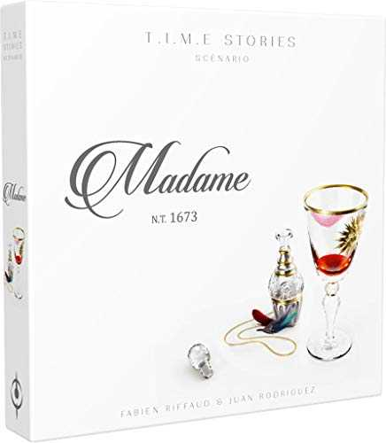 Space cowboys Time Stories - 9 - Madame (Extension)