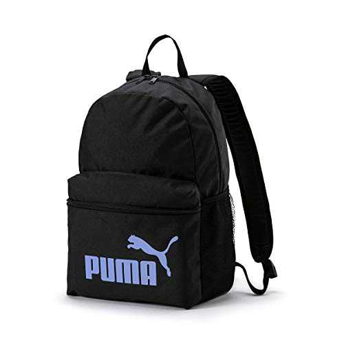 Puma Phase Backpack Laptop Shool Sports 758487 23 Black, Farben:Noir