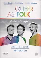 Queer As Folk-Saisons 1 & 2 (7 DVD)