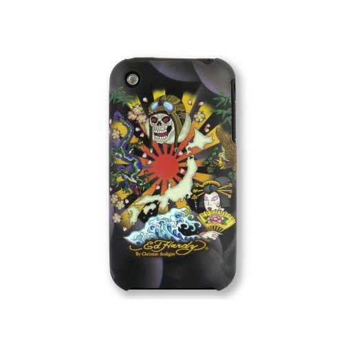 Ed Hardy Faceplate Kamikaze Coque de protection pour iPhone 3G