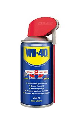 WD-40 aérosol double position 250ml
