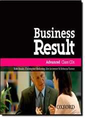 Business Result DVD Edition: Advanced: Class Audio CD