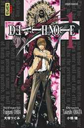 Death Note, tome 1
