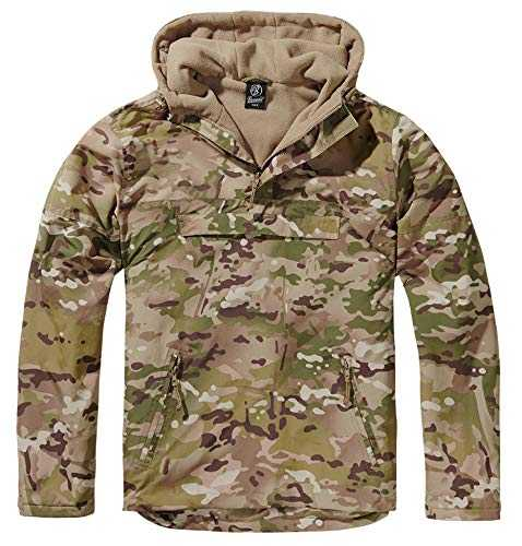 Brandit Windbreaker, Coupe-Vent Tactical Camo XL
