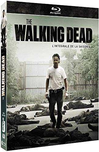 The Walking Dead - L'intégrale de la saison 6 [Blu-ray]