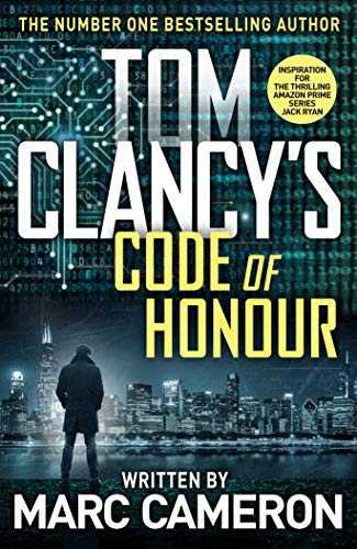 Tom Clancy's Code of Honour (Jack Ryan Book 11) (English Edition)
