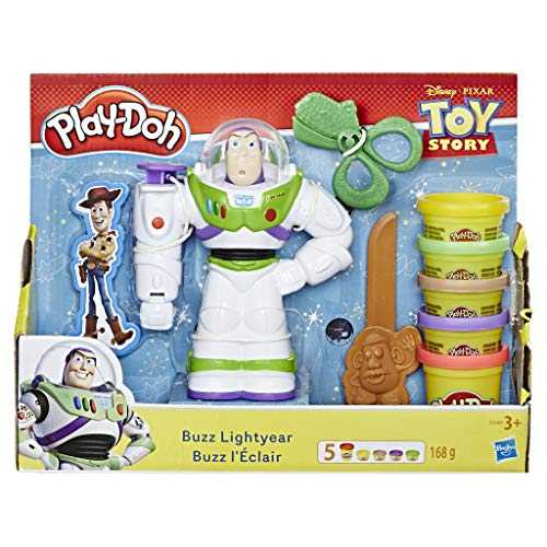 Play-Doh – Pate A Modeler - Disney Toy Story Buzz L'Eclair
