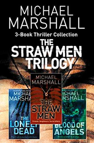 The Straw Men 3-Book Thriller Collection: The Straw Men, The Lonely Dead, Blood of Angels (English Edition)