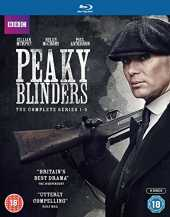 Peaky Blinders-Series 1-4 [Blu-Ray] [Import]