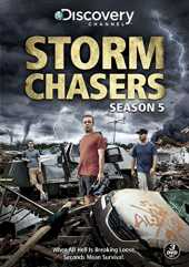 Storm Chasers Season 5 [Import anglais]