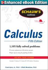 Schaums Outline of Calculus 5/E (ENHANCED EBOOK) (English Edition)