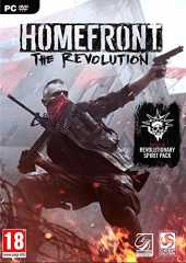 Homefront : The Revolution - édition Goliath
