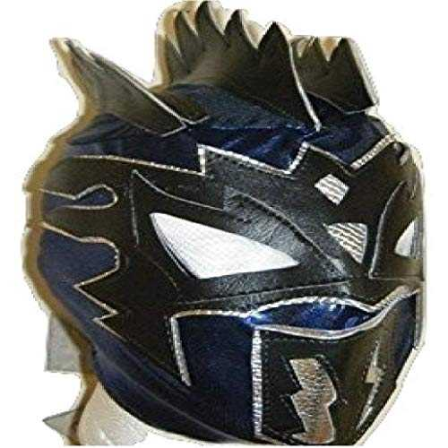 KALISTO-SUPREME-BLEU-CATCH MASQUE POUR ENFANT ZIP UP !