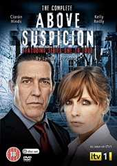 Above Suspicion - The Complete Series One to Four [Import anglais]