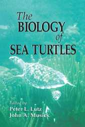 The Biology of Sea Turtles, Volume I (CRC Marine Science Book 12) (English Edition)